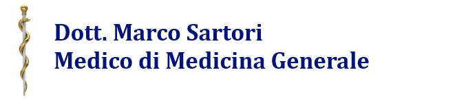 Dott. Marco Sartori - Medico di Medicina Generale